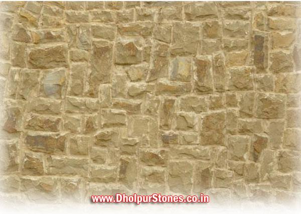 Dholpur beige Stone